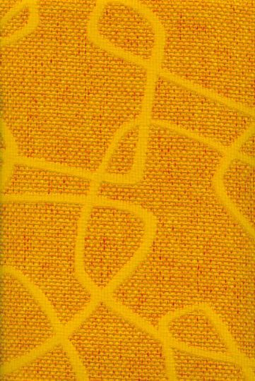 Fondue orange. Жаккард.