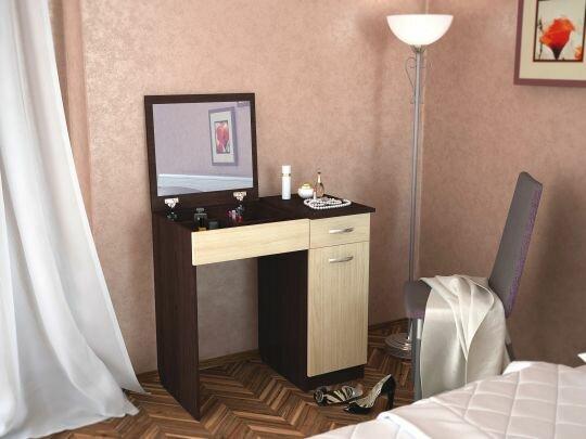 """Туалетный столик с зеркалом """"Риано 4"""""""