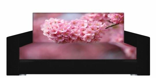 """Диван-книжка фото-принт """"Японский стиль 9"""""""