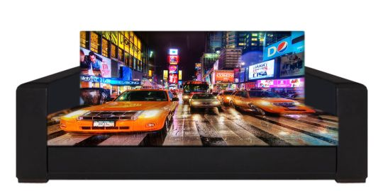 "Диван-книжка фото-принт ""Нью-Йорк 7"""